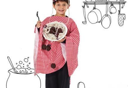 Easy DIY kids costumes