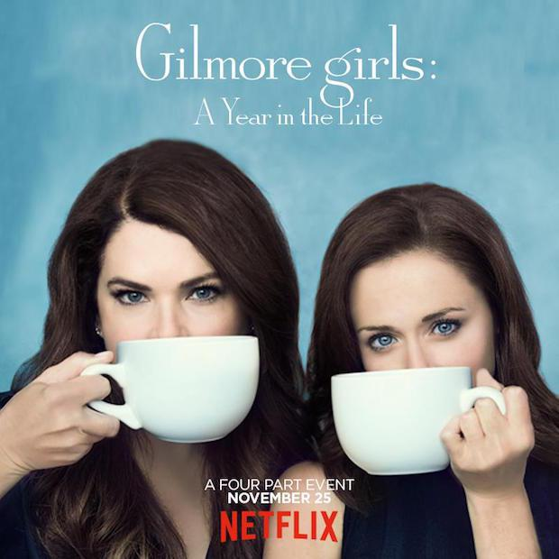 Lauren Graham Addresses That 'Gilmore Girls' Coffee Cup Conspiracy