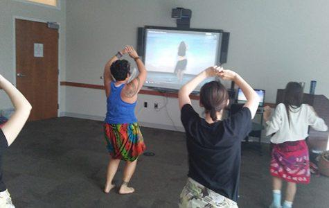Tahitian Dance class