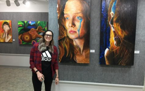15th annual Art Faculty and Student Exhibition