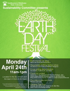 Earth Day at Southeastern