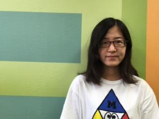 Photo of Yingjie Zhu