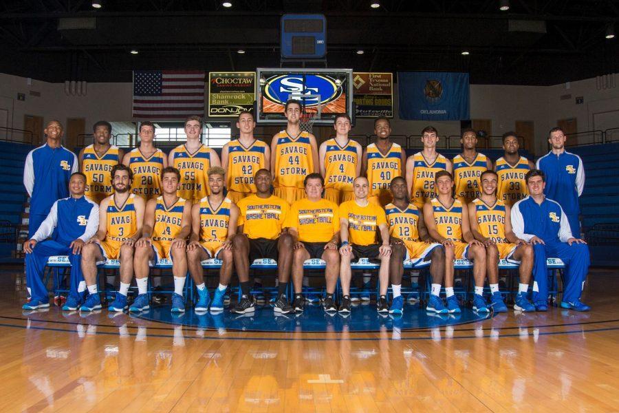 Southeastern+Men%27s+Basketball+team.+Photo+courtesy+of+gosoutheastern.com