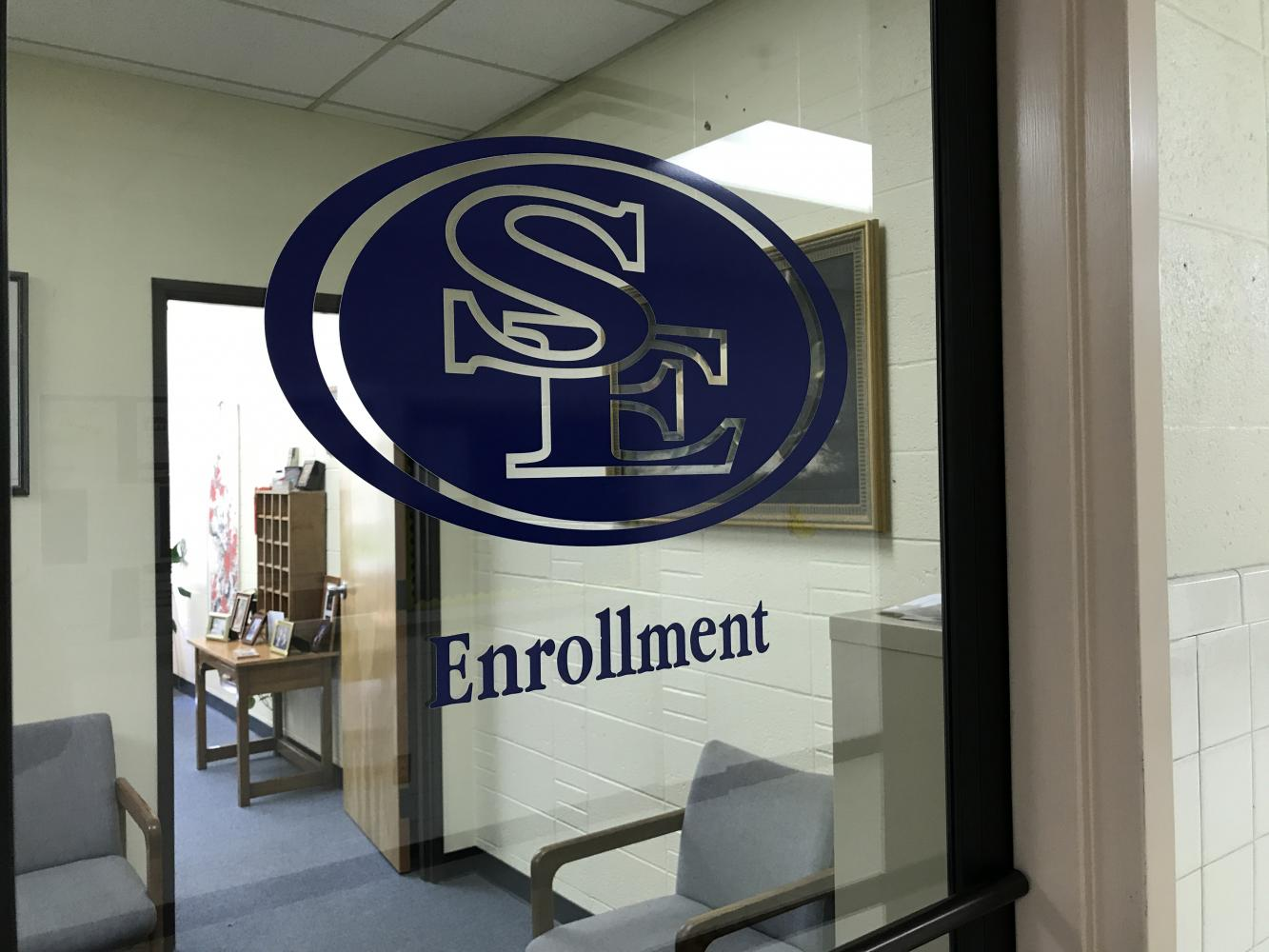 With such a large increase in students this fall, the Enrollment Services department on campus were going nonstop during the first week of classes to get students in classes and ready for this upcoming semester.