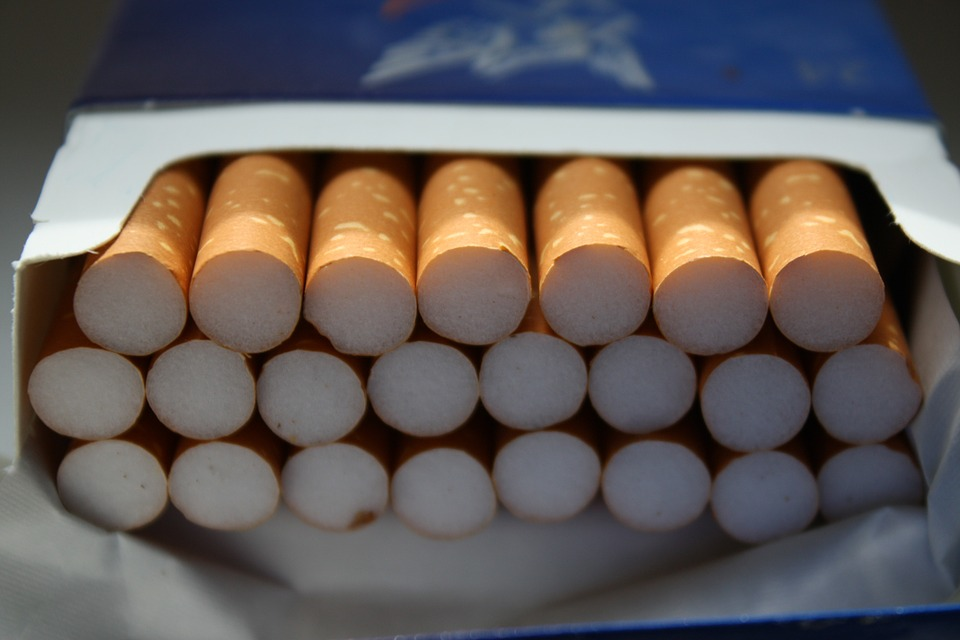 A Supreme Court decision that ruled the passing of a cigarette fee as unconstitutional has created a major budget shortfall for Oklahoma. Courtesy photo of Max Pixel.