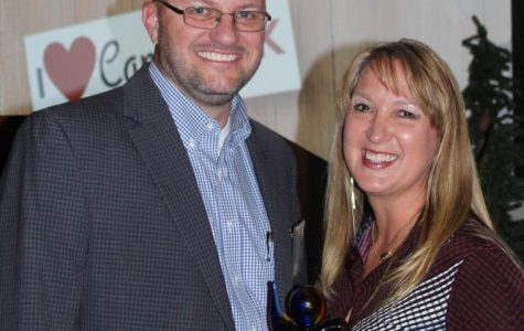 Michele Campbell receives LOK distinguished leadership award