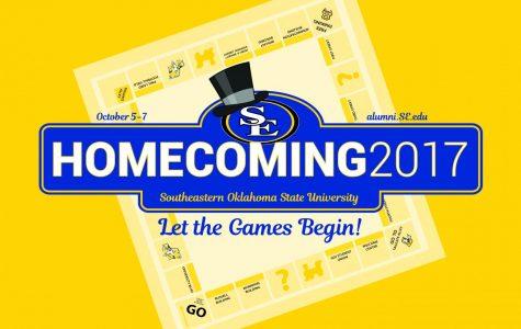 2017 Homecoming Logo