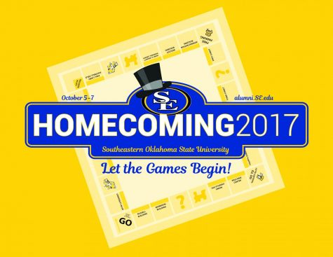 Let the games begin: Homecoming 2017