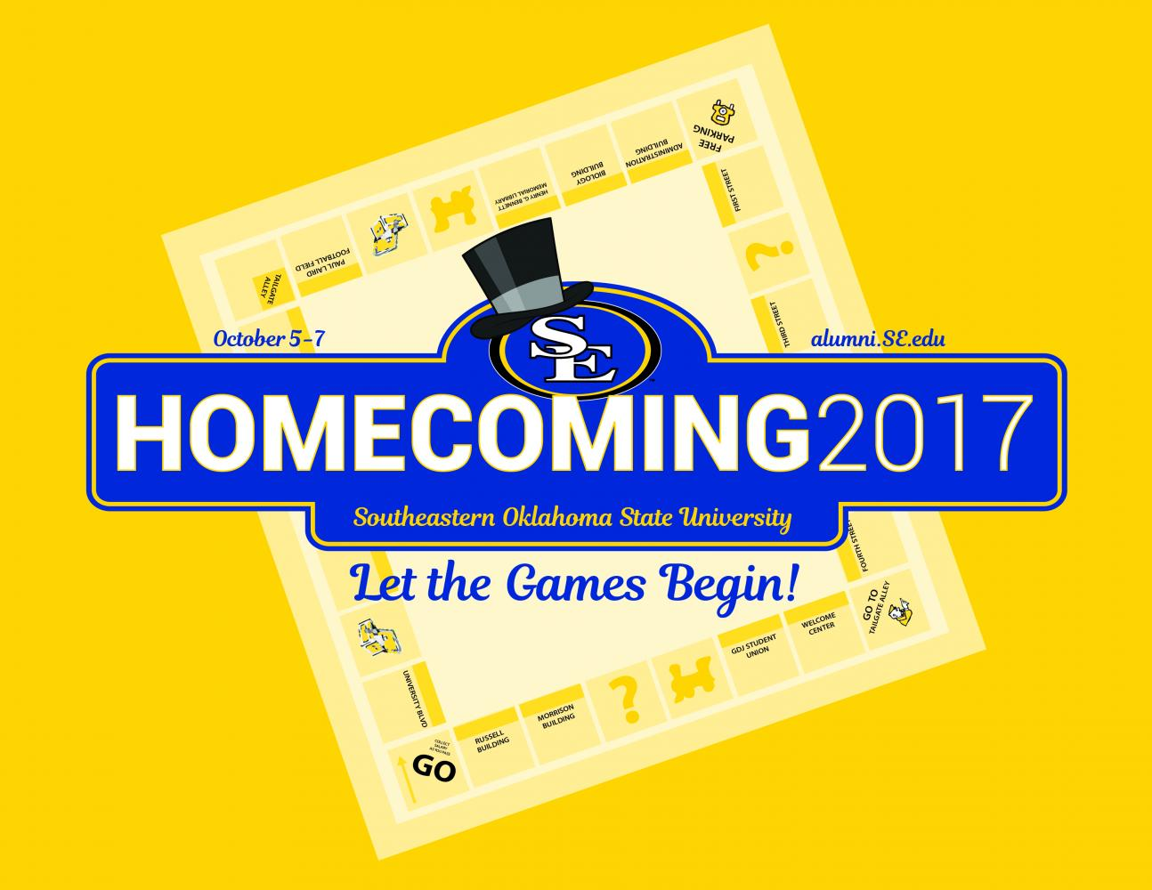 2017 Homecoming Logo