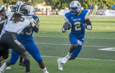 Drake White contributes to Southeastern's win