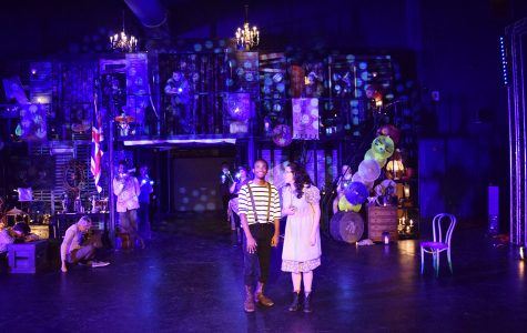 Peter and the Starcatcher: a trip back to childhood