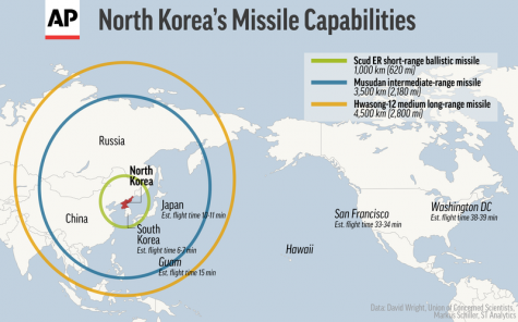 North Korea has been testing nuclear bombs since 2006. There have been five successful nuclear bomb tests; one in 2006, 2009, 2013, and two in 2016.