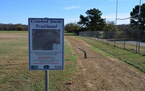 Crooked Smile Trail now open at Southeastern