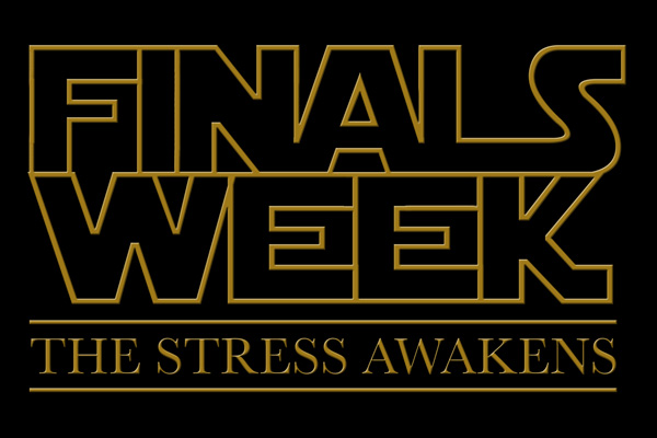 Stay stress-free for finals week