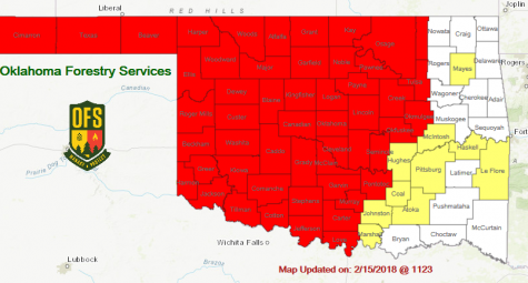 Oklahoma counties are dry, dry, dry