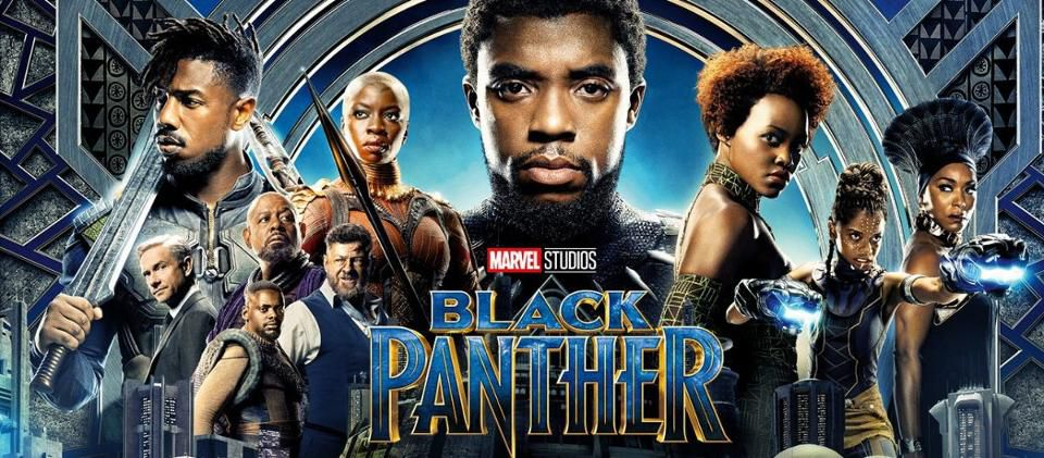 The Black Panther was released in theatres on Feb. 16. Photo from https://www.forbes.com/sites/scottmendelson/2018/02/06/review-black-panther-ryan-coogler-chadwick-boseman-lupita-nyongo-disney-marvel/