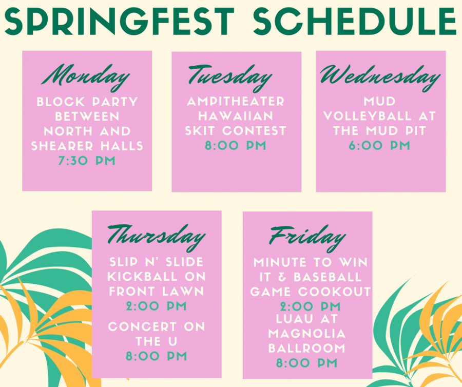 What you need to know about Springfest