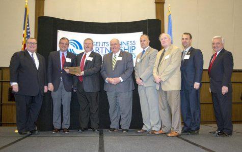 BrucePac receives OSRHE Business Partnership Award