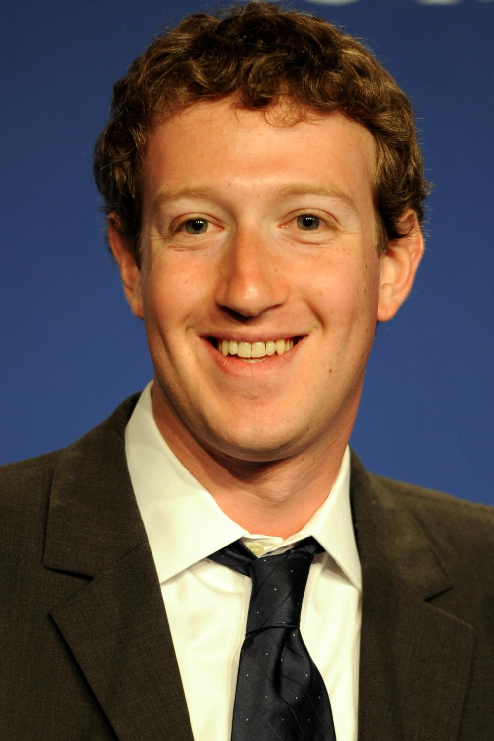 Mark Zuckerberg, Founder & CEO of Facebook, at the press conference about the e-G8 forum during the 37th G8 summit in Deauville, France. https://creativecommons.org/licenses/by/3.0/deed.en