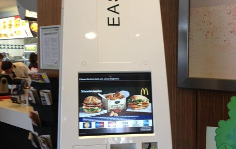Are kiosks and drive-thus disturbing fast food chains?
