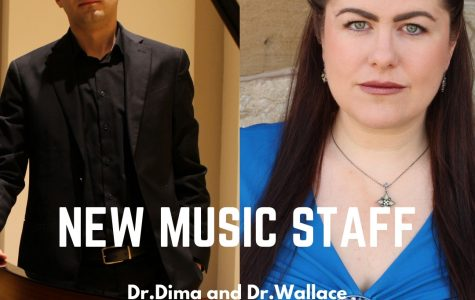 Department of Music is making some noise with two new professors