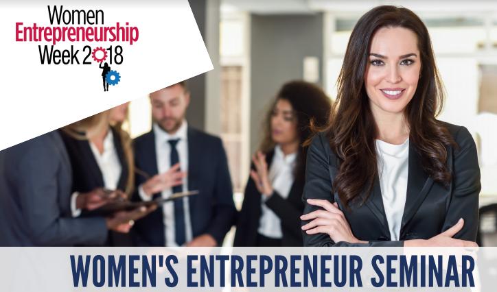 Women in Entrepreneurship Seminar
