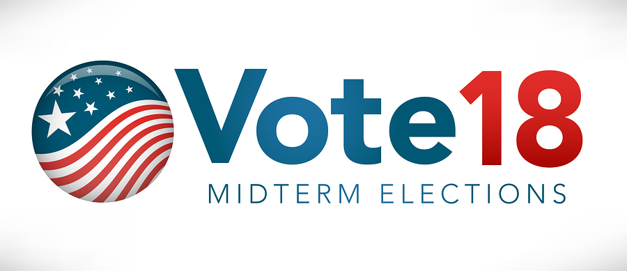 Get out and vote this midterm election on November 6. If you can't make it to a voting location, send in an absentee ballot. Let your voice be heard.