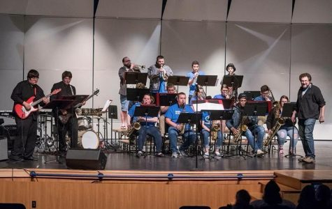Annual Halloween jazz concert