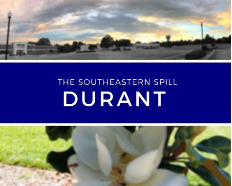 Which place in Durant is better to get groceries at?