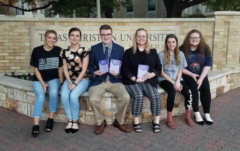 Speech & Debate Association reaches semifinals at TCU Cowtown Classic