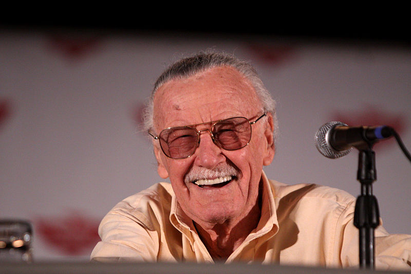 Marvel+comic+creator%2C+Stan+Lee%2C+will+live+on+in+his+comics+and+the+hearts+of+millions.l