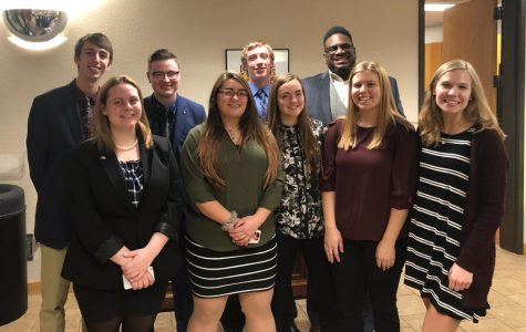 SDA competed at the Christmas Classic Speech and Debate Tournament