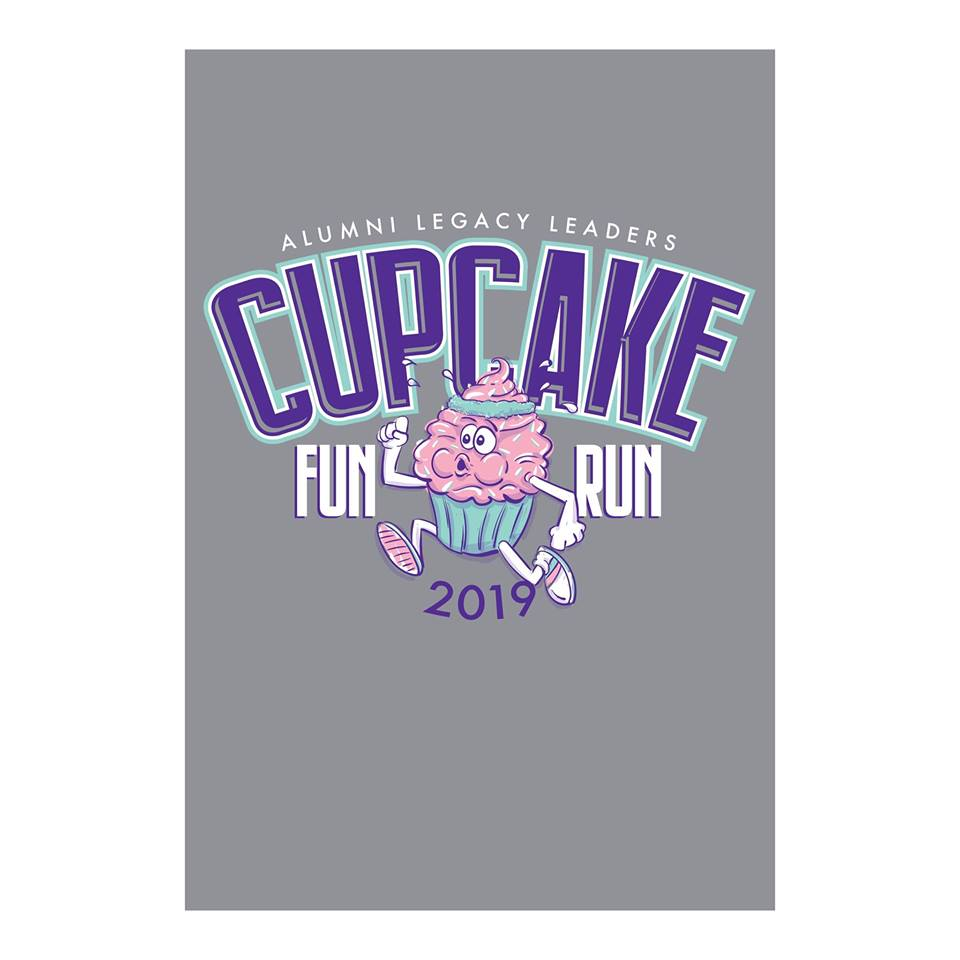 """The Alumni Legacy Leaders would love for the Cupcake Fun Run to grow and become an annual event,"" explained Alexis Nabors, A.L.L. social media chair."