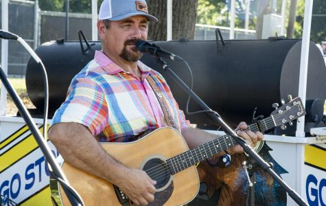 Local favorite Greg Guymon will perform as part of the Stuteville Chevrolet Tailgate Alley concert series on Nov. 16.