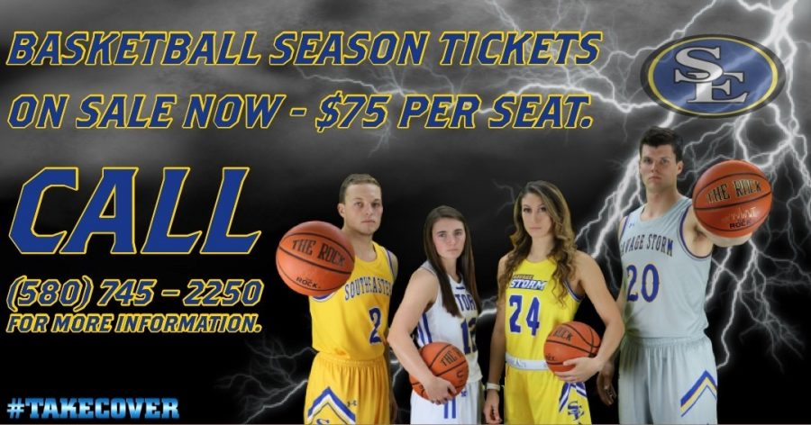 As the season begins, support your SE basketball teams and purchase your season tickets now.