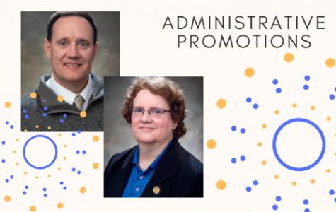 Dr. Teresa Golden named Vice President for Academic Affairs; Dr. Brad Ludrick is Associate VP for Tribal Relations and Academic Affairs
