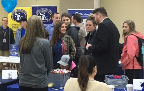 Career Fair attracts 43 businesses