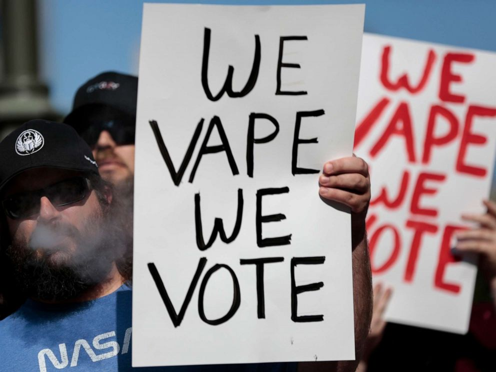 Could E-cig ban cost Trump the election?