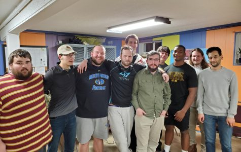 Bi-weekly video game tournament at The Monterey