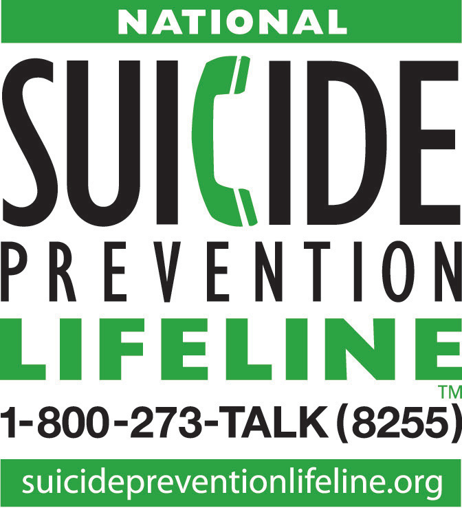 """We can all help prevent suicide. The Lifeline provides 24/7, free and confidential support for people in distress, prevention and crisis resources for you or your loved ones, and best practices for professionals."""