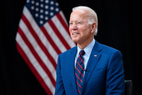 Joe Biden, 46th President of the United States.