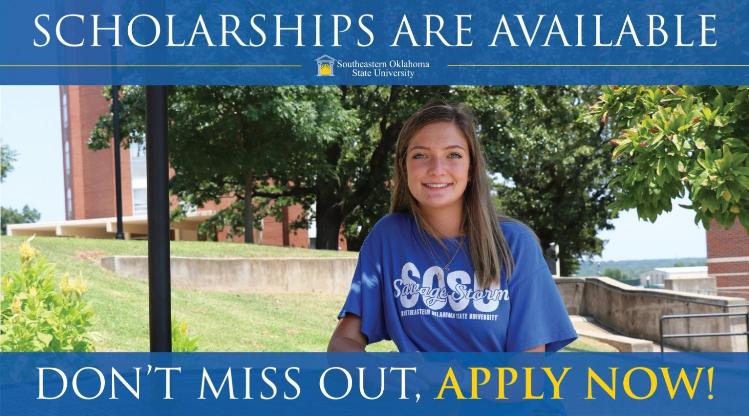 Do not miss out on the opportunities right in front of you. Submit your application today!