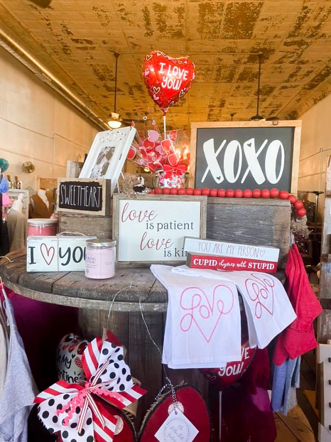 Durant Mercantile will be open until 8 p.m. on Love Local First Friday and will offer drinks, crafts and fun for all ages.