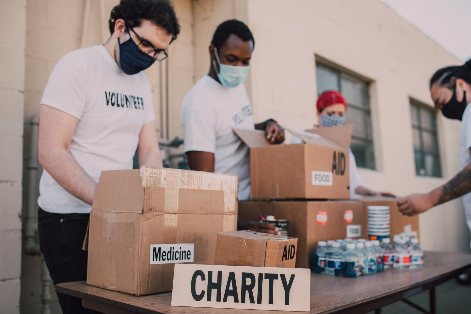 Getting involved is easier than you may think, and a few hours of volunteer work can have a huge impact.