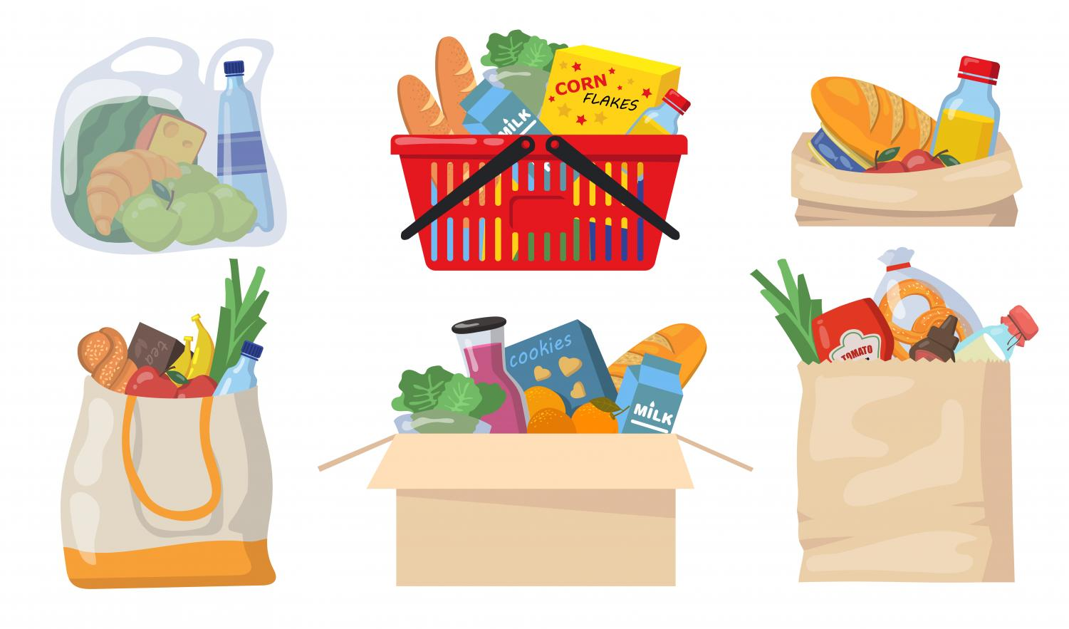 Do not be afraid to seek help. Food security is crucial to meet dietary needs for a productive, happy and healthy life.