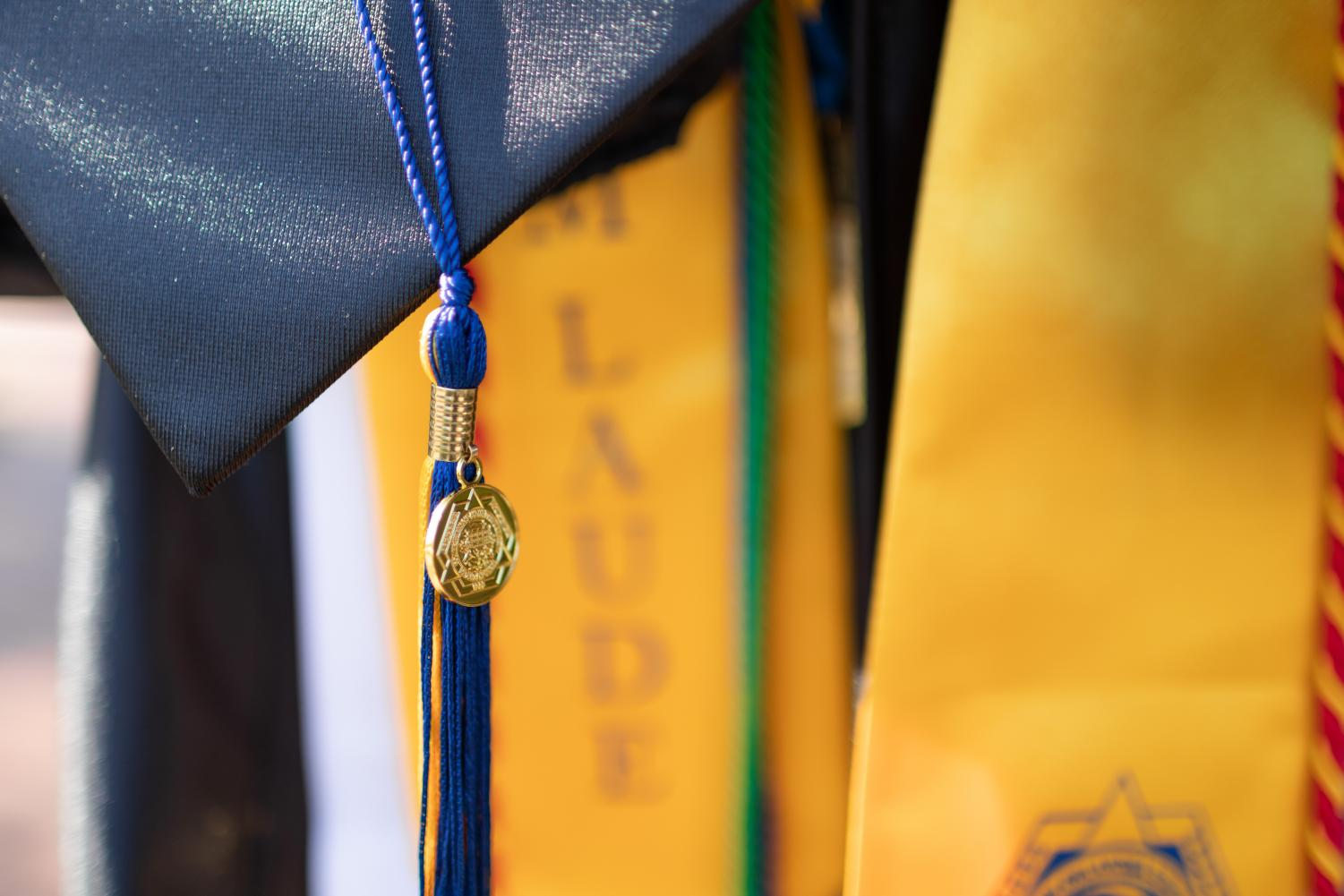 Student achievements will be celebrated during the first in-person commencement ceremonies to be held in a year.