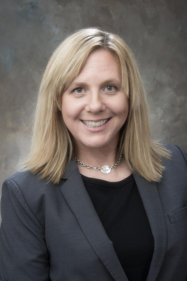 Dr. Luci Parmer was named the Oklahoma State Adviser of the Year for Phi Beta Lambda.