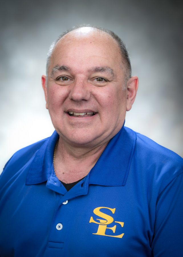 Mike Gaffney, new director of the Southeastern Aviation Sciences Institute.