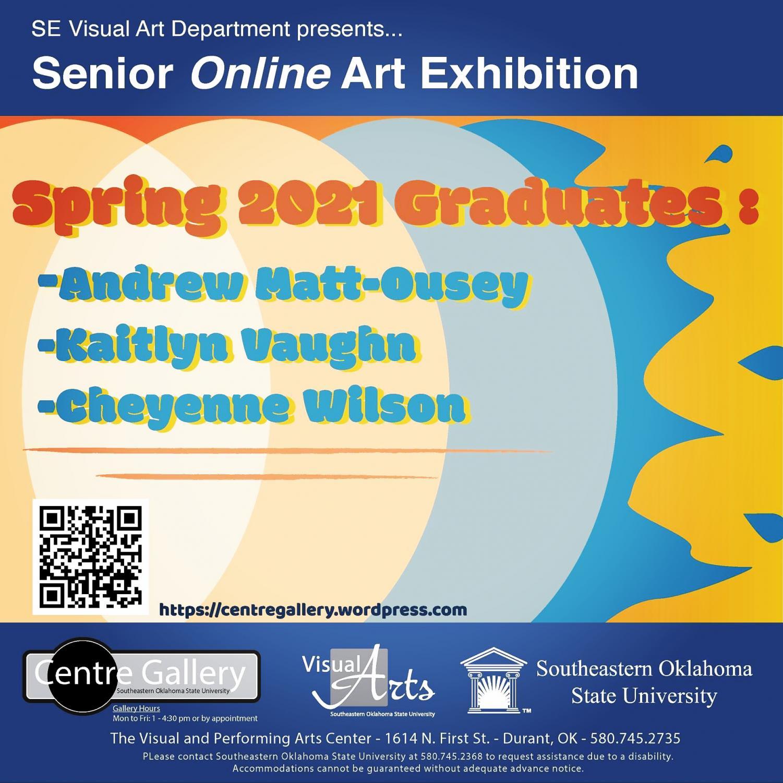 Senior Art Show