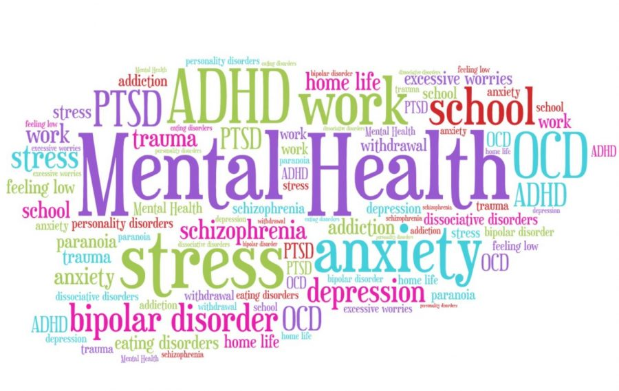 There are many factors that can affect your mental health. Mental health also doesn't look the same for everyone.